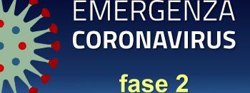Emergenza Coronavirus Fase 2 - Aciam