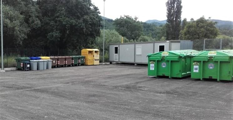 CENTRO DI RACCOLTA RIFIUTI - CARSOLI
